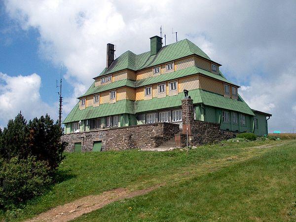 serlich masarykova chata2 Chaty orlických hor   Šerlišský mlýn a Masarykova chata